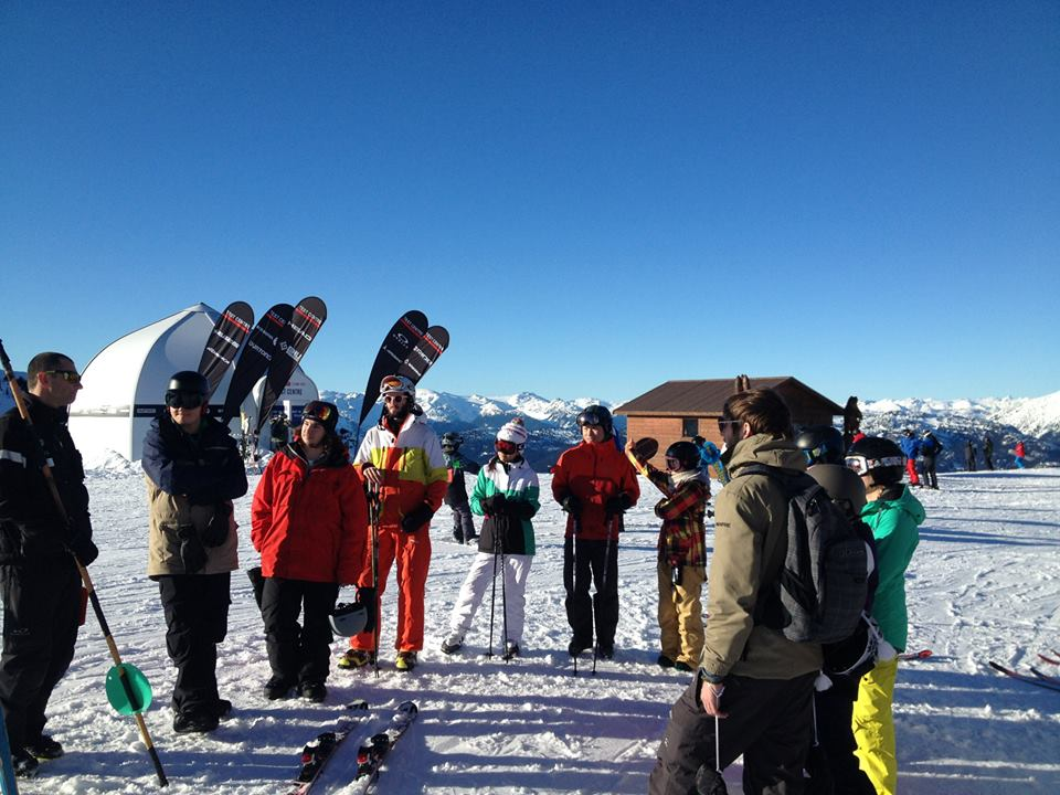 Tamwood ウィスラー 世界一のスキー場