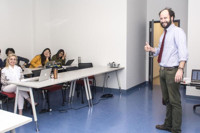 CLLC ハリファックス 教室