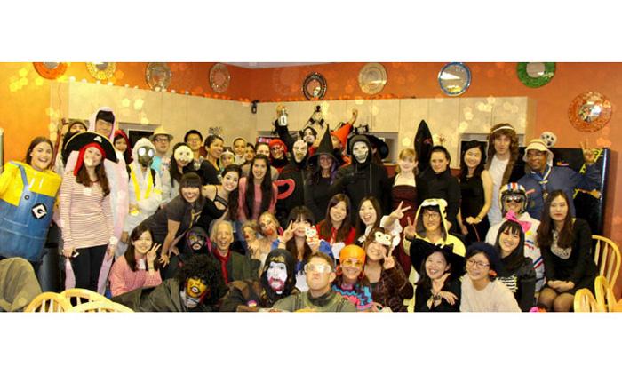 ECLC ハロウィンパーティー