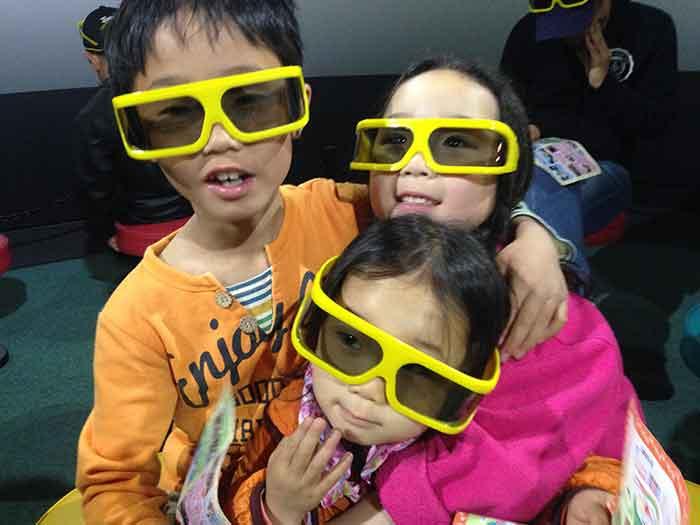 ピュアカナダの小谷の3人の子供達、小学3年生から留学挑戦