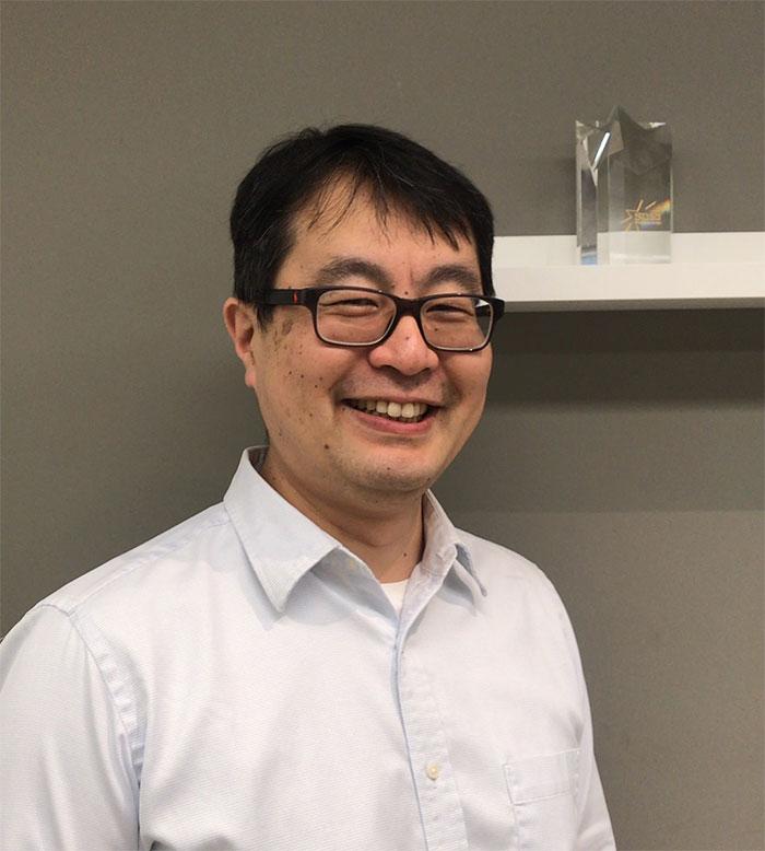 日本人スタッフのYasuさん