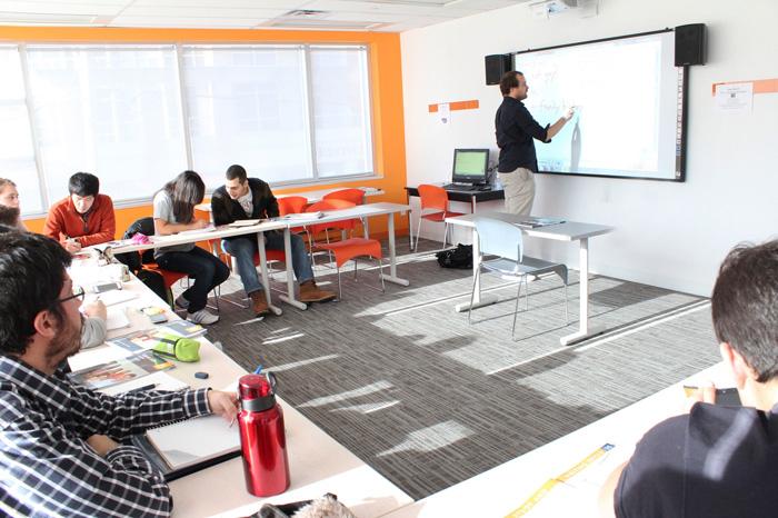 EC・トロント校 授業風景
