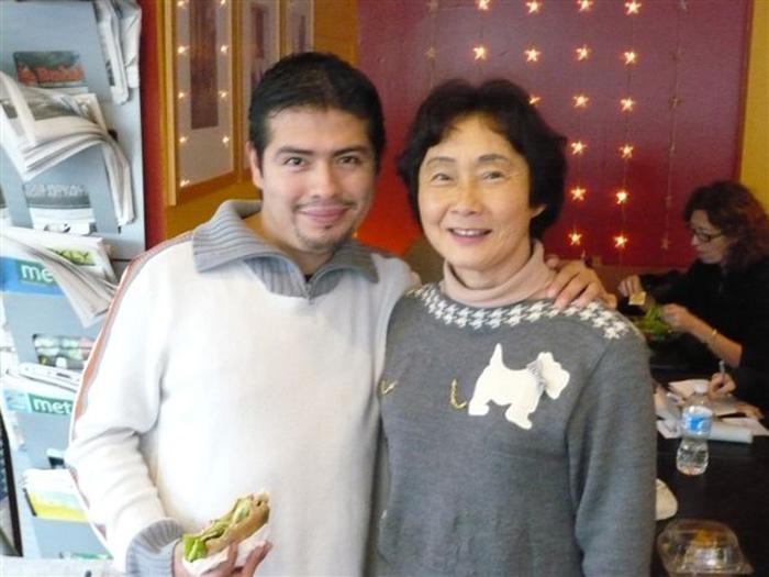 シニア留学 トロント Hiromiさん