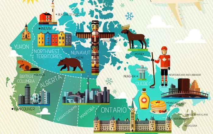 カナダ留学 都市から探す