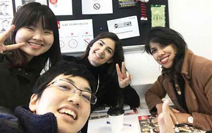 トロントで語学留学を実現されたYukieさん