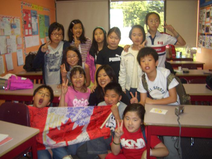 語学留学 専門留学 バンクーバー プログラムのインターンシップ先で Yumiさん