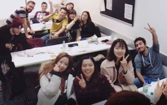 語学留学 トロント 短期留学 世界各国から集まるクラスメート達 Kihoさん