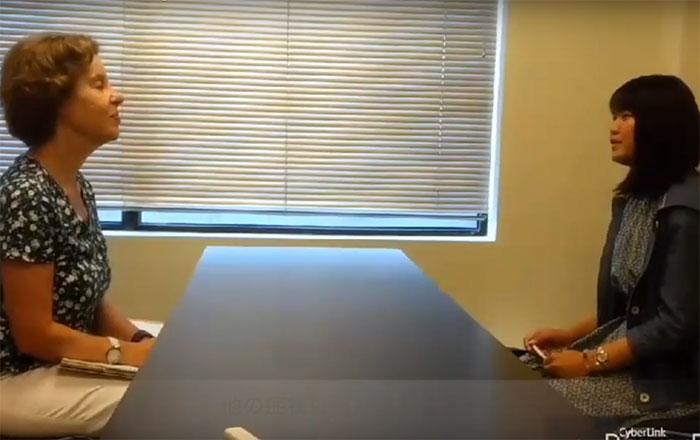 看護師の為の留学 Vector バンクーバー 問診の練習 Kasumiさん