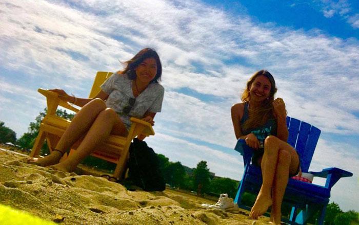 語学留学 トロント 長期留学 カナダで出会った親友のコロンビア人 Ryoさん