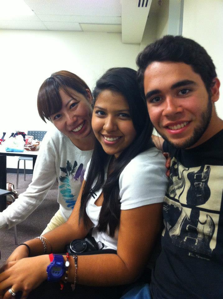 長期語学留学 モントリオール 大好きなクラスメートと Minamiさん