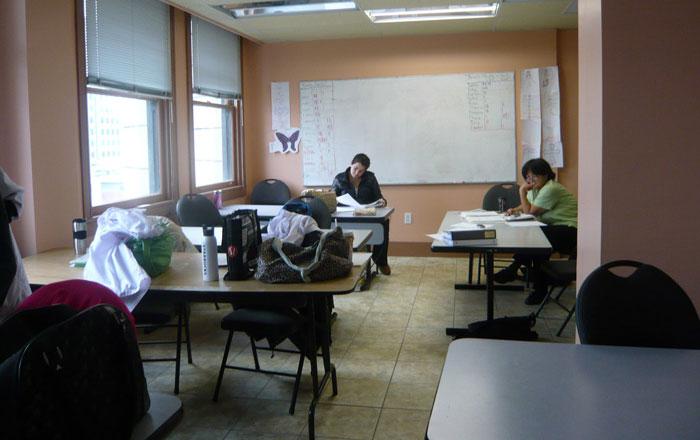 専門留学 エステ 美容 Hirokoさん 教室