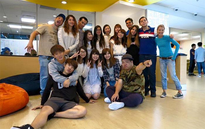 夏休み語学研修 バンクーバー 大好きなクラスメートと Hitomiさん