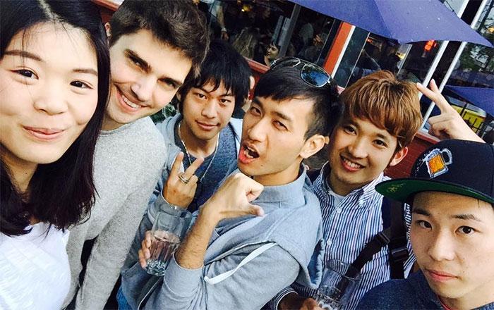 語学留学 バンクーバー Kenjiさん 人生が変わった留学