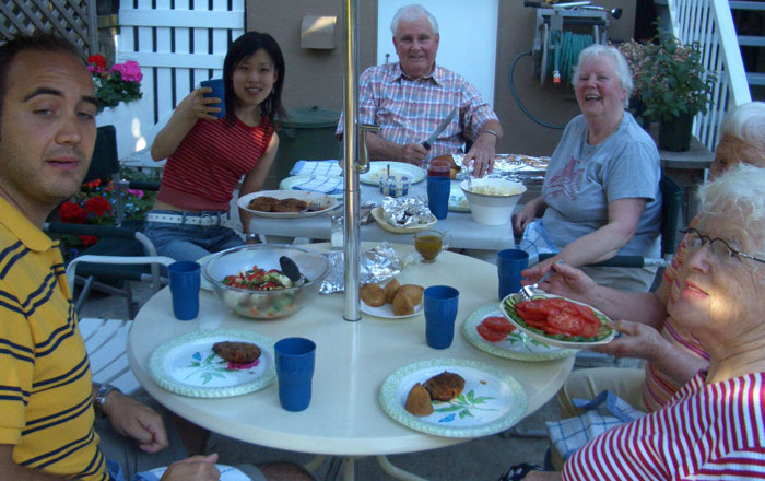 語学留学 専門留学 バンクーバー 教会で素晴らしい人脈を広げた Yumiさん