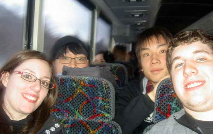 高校留学 ノバスコシア州 Ryugoさん アクティビティに参加