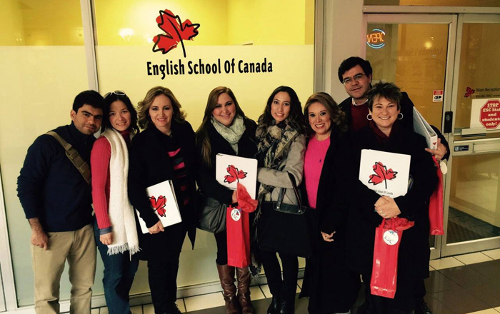 English School of Canadaの医療英語コース