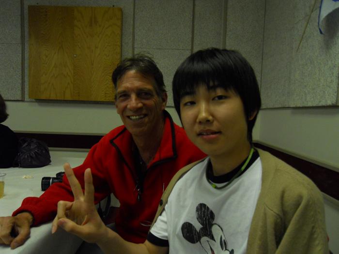 高校卒業留学 ノバスコシア州 Soshiさん ホストファミリーと