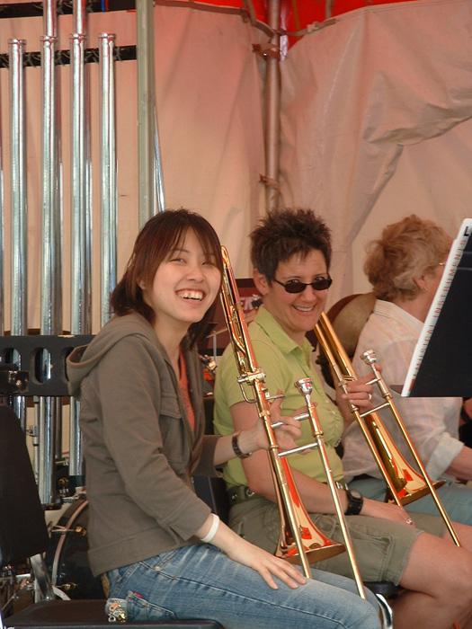 ワーキングホリデー 語学留学 カルガリー オタワ 地元のバンドに参加 Norikoさん