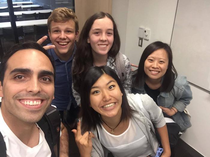 語学留学 トロント 長期留学 大好きな仲間達と一緒 Ryoさん