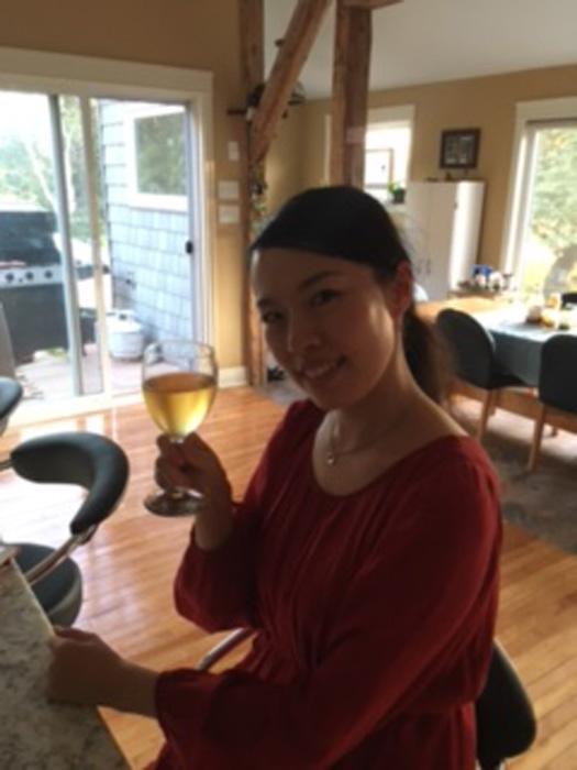 語学留学 ホームステイ プリンスエドワード島 短期 ヘレンさんのお宅で優雅に Maiさん