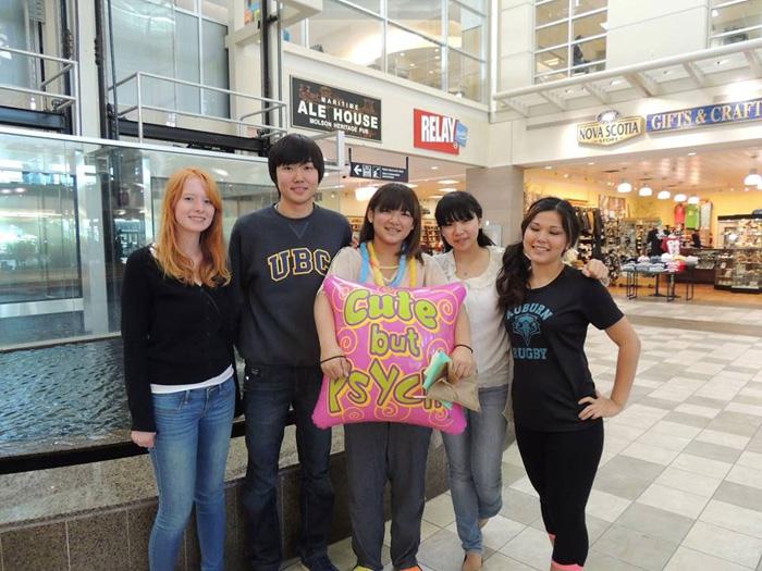 高校留学 ノバスコシア州 長期留学 数々の素敵な仲間達との出会い Soshiさん
