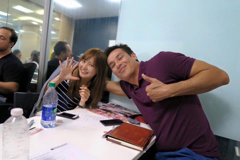 夏休み語学研修 バンクーバー クラスの様子 Hitomiさん
