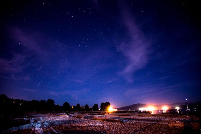 高校留学 ノバスコシア州 長期留学 ノバスコシア州の美しい夜空 Soshiさん