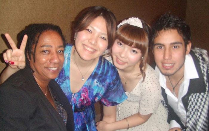大学付属語学留学 ビクトリア Naoさん 大好きな先生や友達と