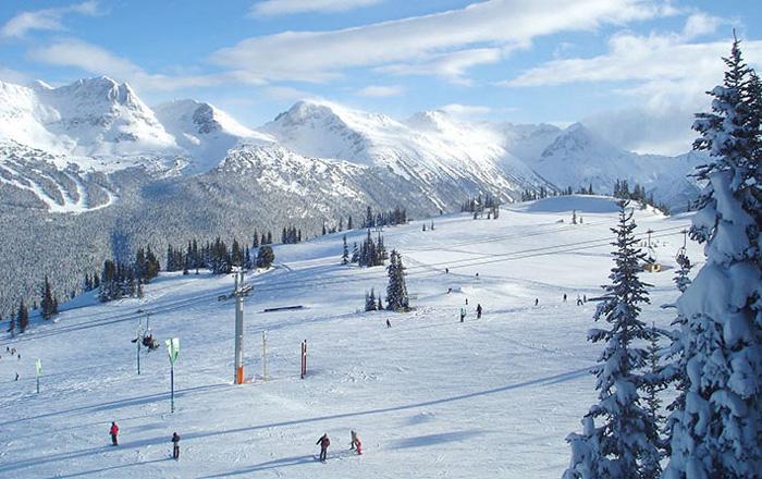世界最高のスキーリゾート・ウィスラー
