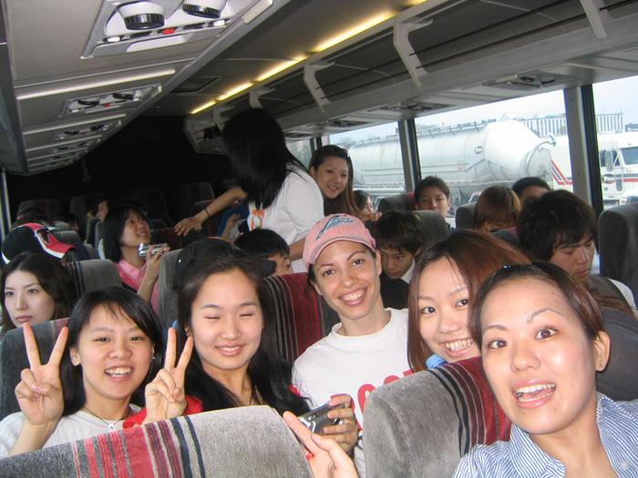語学留学 専門留学 児童英語教師育成 トロント バス旅行 Reiさん