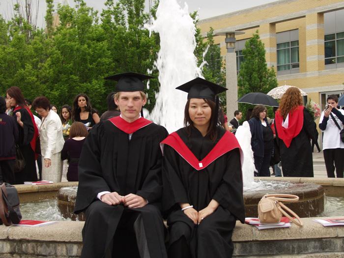 大学正規留学 トロントのヨーク大学を卒業 Ryokoさん
