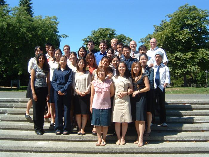 大学留学 ビクトリア大学のビジネスプログラムを終了 Asakoさん