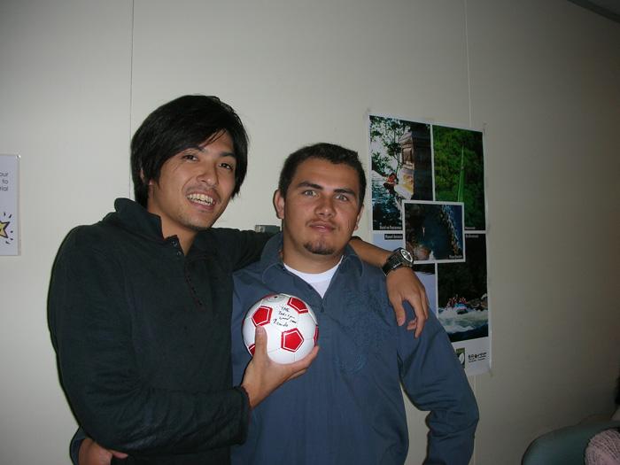 短期語学留学 バンクーバー メキシコ人のリカルド Takeshiさん