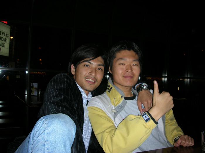 短期語学留学 バンクーバー 韓国人のヨハン Takeshiさん