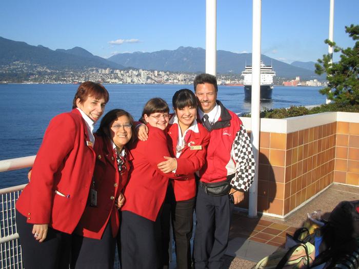 専門留学 バンクーバー インターン先の素敵な仲間達 Akiさん
