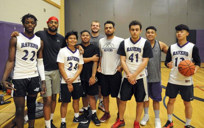 オタワ教育委員会のバスケットボールチーム
