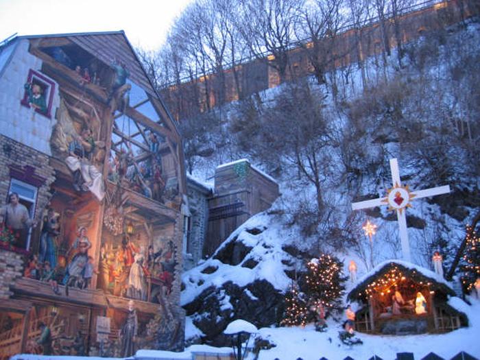 雪のクリスマス Yufukoさん
