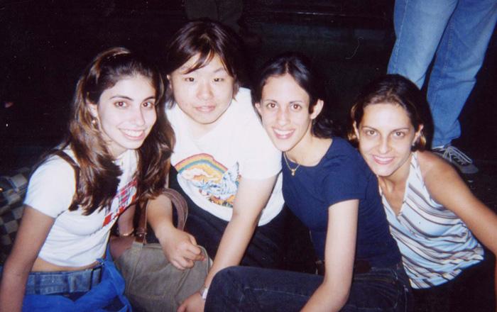 夏休み語学留学 トロント 大好きな女子4人組 Yukoさん
