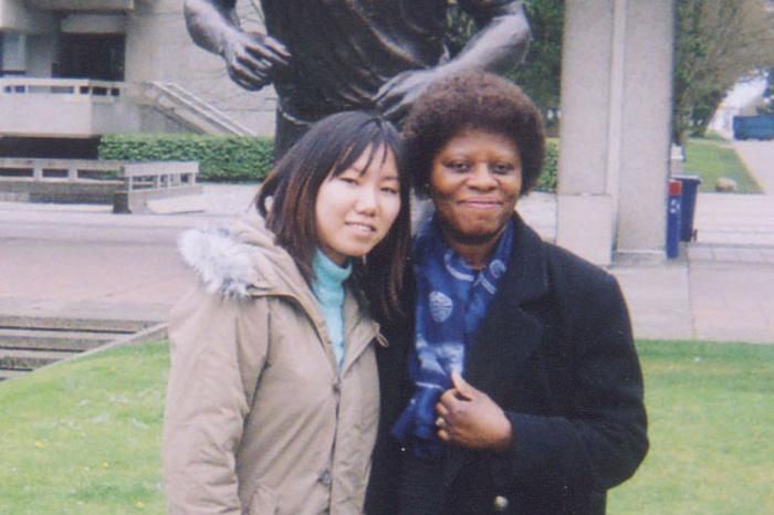 短期留学 トロント Ryokoさん