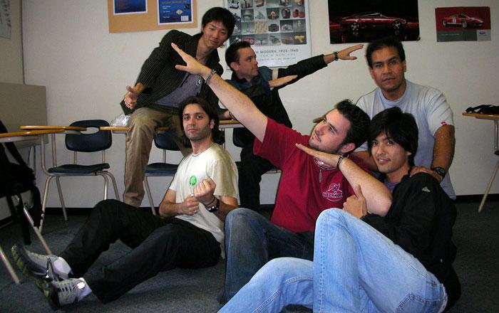 短期語学留学 バンクーバー 素敵な仲間達 Takeshiさん