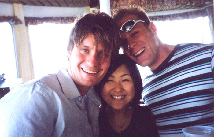 語学留学 専門留学 ホテル 大好きな仲間達と Junkoさん