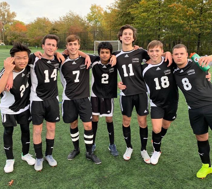 リッチモンド教育委員会 男子サッカーチーム