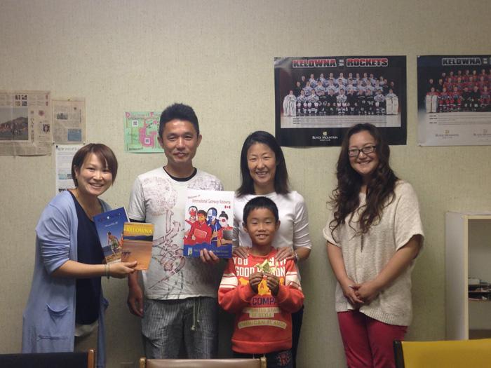 IGK訪問 Yukoさん、Kokoさん